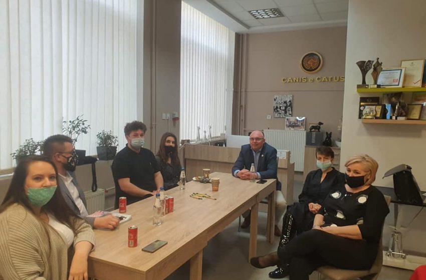 W Częstochowie asystenci zdawali egzaminy na sędziów kynologicznych
